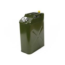 Galão De 20 Litros Combustivel Metal Modelo Milita... - DANDARO