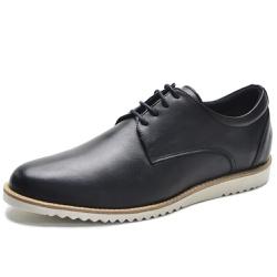 Sapato Casual Masculino D&R Shoes Em Couro Legitim... - D&R SHOES