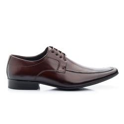 Sapato Social Masulino Biggioni Couro Mouro - D&R SHOES