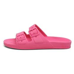 Sandália Feminina Casual Birken LIsa Confortável Pink - D&R SHOES