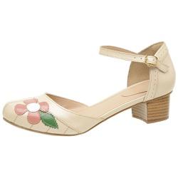 Sapato Boneca Couro Legítimo - D&R SHOES