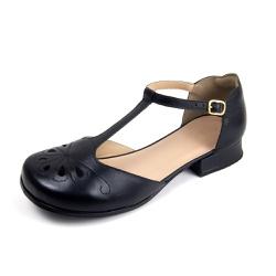 Sapato Feminino em Couro Couro Preto - D&R SHOES