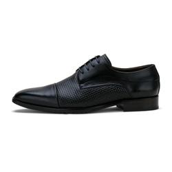 Sapato Social Masculino Stable Texturizado em Cour... - D&R SHOES