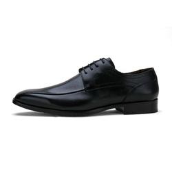 Sapato Social Masculino Stable Elegance Em Couro Preto - D&R SHOES
