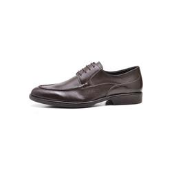 Sapato Social Masculino Em Couro Legítimo Café - D&R SHOES