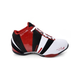 Tênis Masculino Basquete Six Street Vermelho - D&R SHOES