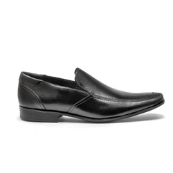 Sapato Social Masculino Estilo Italiano Preto - 10... - D&R SHOES