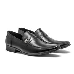 Sapato Social Masculino em Couro Legitimo Ref 1035... - D&R SHOES