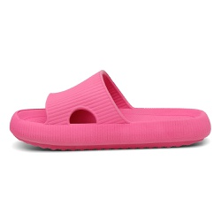 Chinelo Nuvem Slide Flexivel Confortável Pink - D&R SHOES
