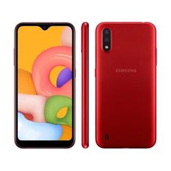 Samsung Galaxy A01 Desbloqueado 32GB Vermelho - 03 - DISTRIBUIDORDECELULARES