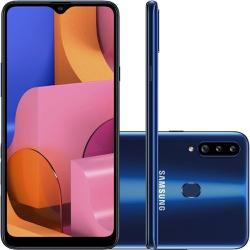 Smartphone Samsung Galaxy A20s 32GB - Azul - 031 - DISTRIBUIDORDECELULARES