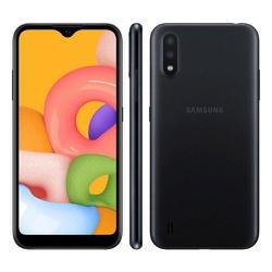 Smartphone Samsung Galaxy A01 32GB Preto - 011 - DISTRIBUIDORDECELULARES