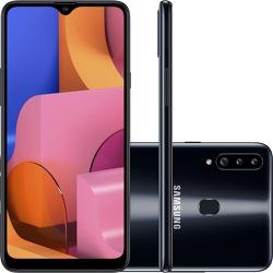 Smartphone Samsung Galaxy A20s 32GB Dual Chip Andr... - DISTRIBUIDORDECELULARES