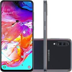 Smartphone Samsung Galaxy A70 128GB Dual Chip Andr... - DISTRIBUIDORDECELULARES