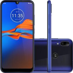 Smartphone Motorola Moto E6 Plus Azul Netuno 64GB,... - DISTRIBUIDORDECELULARES