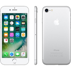 iPhone 7 Apple 32 GB Prata - 111 - DISTRIBUIDORDECELULARES