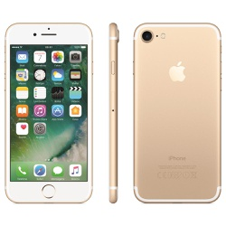 iPhone 7 Apple 32 GB Dourado - 105 - DISTRIBUIDORDECELULARES