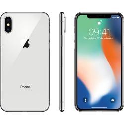 iPhone X Prata 256GB Tela 5.8
