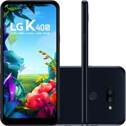 Smartphone LG K40s 32GB Dual Chip Android 9 Tela 6... - DISTRIBUIDORDECELULARES