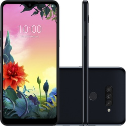 Smartphone LG K50s 32GB Dual Chip Android 9.0 Tela... - DISTRIBUIDORDECELULARES