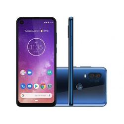 Smartphone Motorola One Vision 128GB Dual Chip And... - DISTRIBUIDORDECELULARES