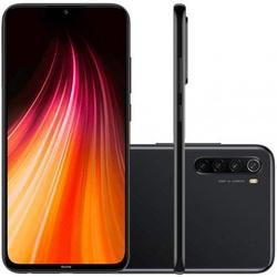 Smartphone Xiaomi Redmi note 8 128GB - Preto - 015 - DISTRIBUIDORDECELULARES