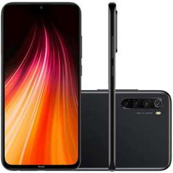 Smartphone Xiaomi Redmi Note 8 64GB - Preto - 011 - DISTRIBUIDORDECELULARES