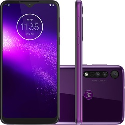 Motorola One Macro 64GB Ultra Violet - 091 - DISTRIBUIDORDECELULARES