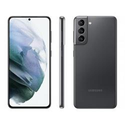 Smartphone Samsung Galaxy S21 5G Cinza 128GB, 8GB ... - DISTRIBUIDORDECELULARES