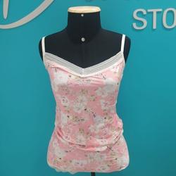 Macaquinho Floral Rosa - E3315 - DIVINA STORE