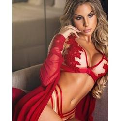 Conjunto Maria Antonieta - S5672A - DIVINA STORE
