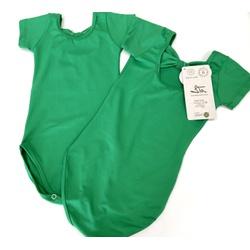 Collant Plié Verde Bandeira - CODC20 - DOCECASULO