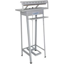 Seladora Pedal 40 cm Standard Plus c/ Controle de ... - Dom Pedro Refrigeração - Tudo para o seu negócio.