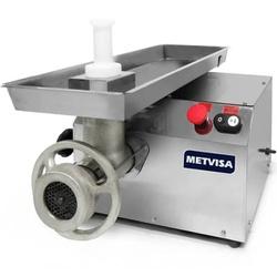 Picador de Carnes Inox Boca 22 PCI.22 – Metvisa - Dom Pedro Refrigeração - Tudo para o seu negócio.