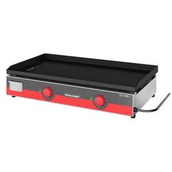 Chapa Elétrica Bifeteira Light CBE 1000 L - Metalc... - Dom Pedro Refrigeração - Tudo para o seu negócio.