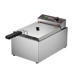 Fritadeira Elétrica 5 Litros 220V FRCE 5 - Metalcu... - Dom Pedro Refrigeração - Tudo para o seu negócio.