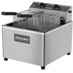 Fritadeira Elétrica de Mesa Zona Fria 15 L FOE M -... - Dom Pedro Refrigeração - Tudo para o seu negócio.