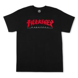Camiseta Thrasher Godzila Black - 2684 - DREAMSSKATESHOP