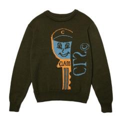 Sweater Class Chave Green - 2789 - DREAMSSKATESHOP