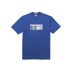 Camiseta Class Fake Ferrari Royal - 2788 - DREAMSSKATESHOP