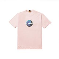 Camiseta Class Glass World Rose - 3431 - DREAMSSKATESHOP