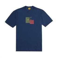 Camiseta Class Cadeira Azul Marinho - 3026 - DREAMSSKATESHOP