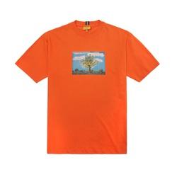 Camiseta Class Castelo Local Studios Laranja - 302 - DREAMSSKATESHOP