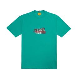 Camiseta Class Conscious Verde Água - 3024 - DREAMSSKATESHOP