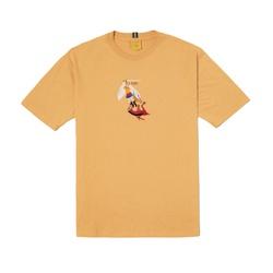Camiseta Class Dragão da Maldade Bege - 3158 - DREAMSSKATESHOP
