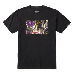 Camiseta DGK Braided Black - 2361 - DREAMSSKATESHOP