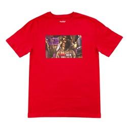 Camiseta DGK Braided Red - 2361 - DREAMSSKATESHOP