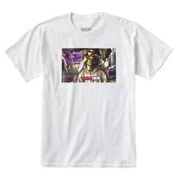 Camiseta DGK Braided White - 2361 - DREAMSSKATESHOP