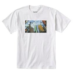 Camiseta DGK City Life White - 2362 - DREAMSSKATESHOP