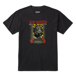 Camiseta DGK No Gods Black - 2496 - DREAMSSKATESHOP